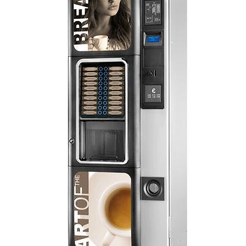 Opera espresso, instant and fresh brew machine