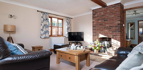 North Norfolk Holiday Cottage - Lounge