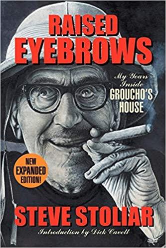 Raised Eyebrows : My Years Inside Groucho's House