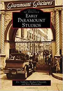 Early Paramount Studios