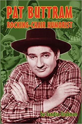 Pat Buttram : Rocking Chair Humorist