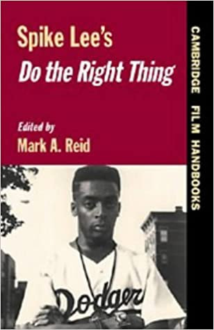 """Spike Lee's """"Do the Right Thing"""""""