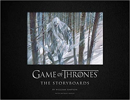 Game of Thrones : The Storyboards