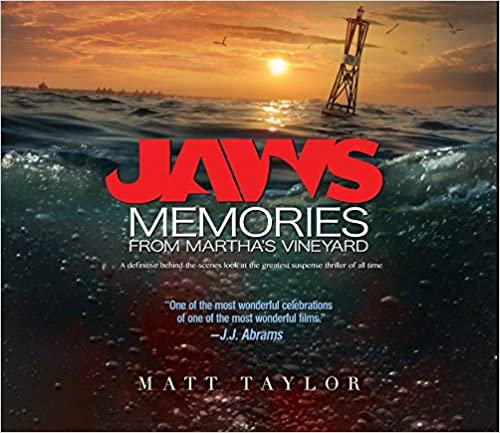 Jaws : Memories From Martha's Vineyard (Second Expanded Edition)