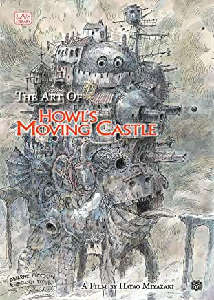 Art of Howl's Moving Castle : A Film by Hayao Miyazaki