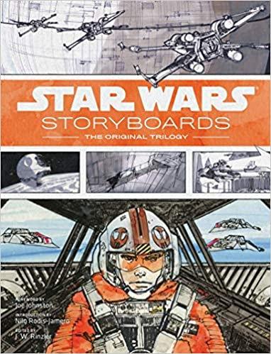 Stars Wars Storyboards : The Original Trilogy