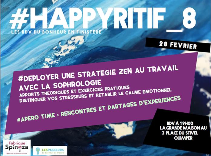 """8ème édition des """"happyritifs"""" finistériens"""