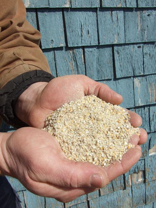 Organic Layer Mash (aka chicken feed)