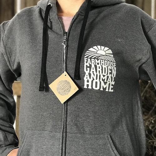 FGAH grey hoodie