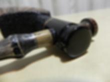 Handmade smoking pipe