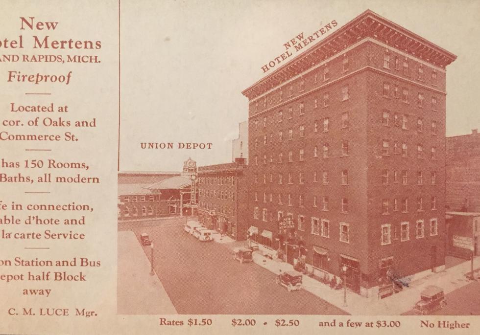 Postcard circa-1920