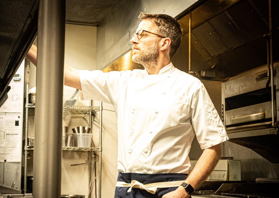 In the Mertens Kitchen