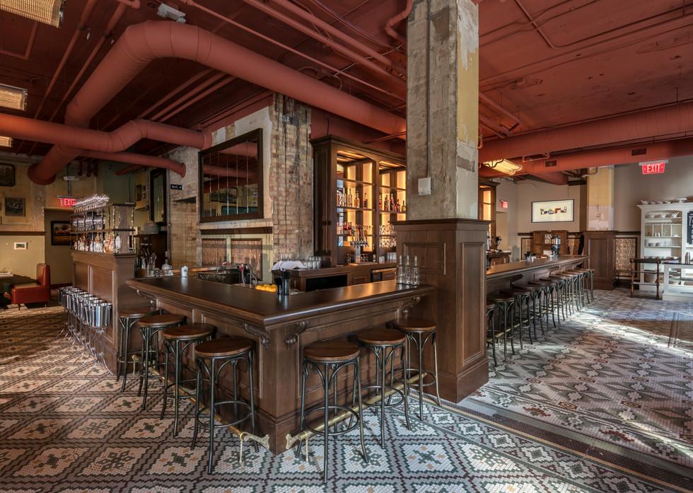 The Mertens Prime Bar