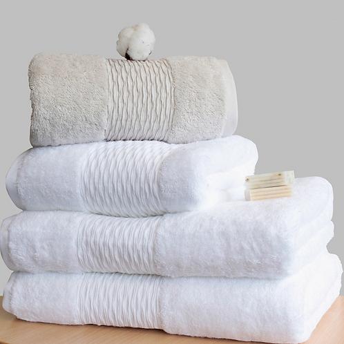 650gsm organic cotton towels- Bath Sheet