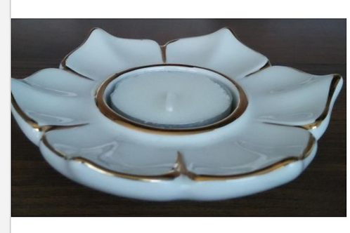 DIA Plate with Gold Plating