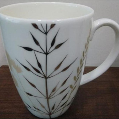 Cup with Gold Plating