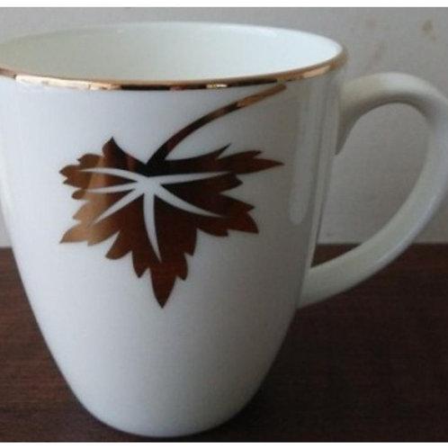 Mug with Gold Plating