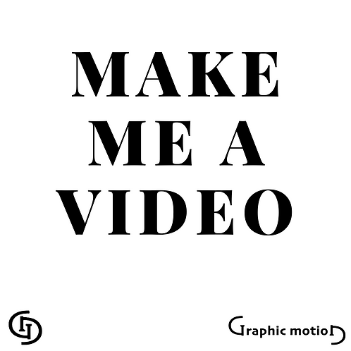 Produce a Video