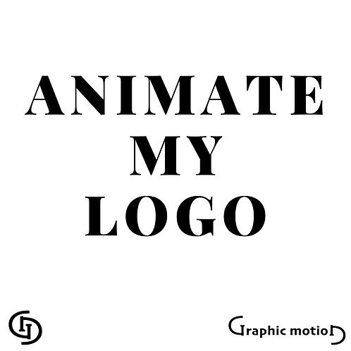 Animate my Logo