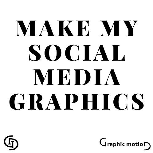 Make My Social Media Graphics