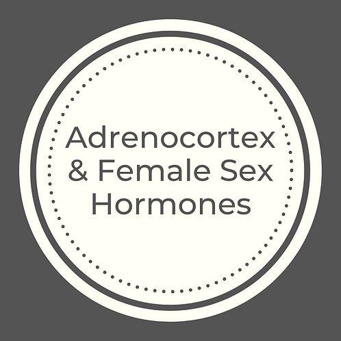 Adrenocortex Stress & Female Hormone Test