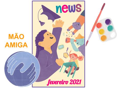 Newsletter - Fevereiro de 2021