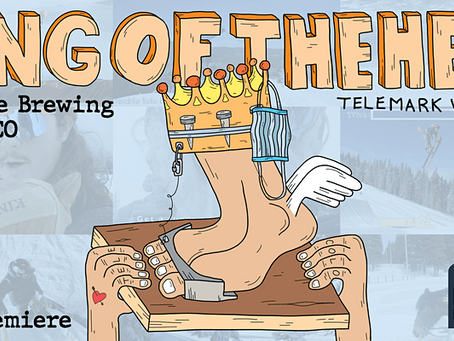 Announcing the IN-PERSON King of the Heel Contest Film Premiere!