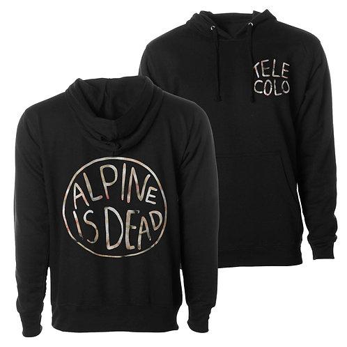 Alpine Is Dead Hoodie