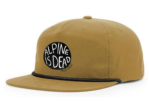 Alpine Is Dead Hat