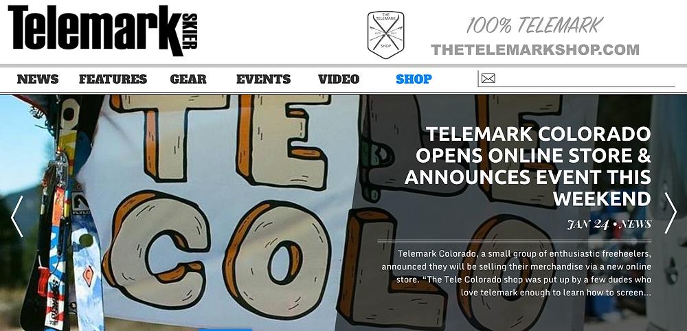 Telemark Skier Magazine