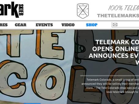 Telemark Skier Magazine Article