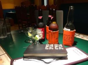 Board Meeting Drinks