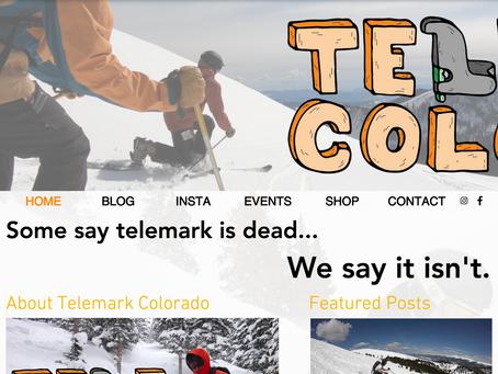Welcome to telemarkcolorado.com!