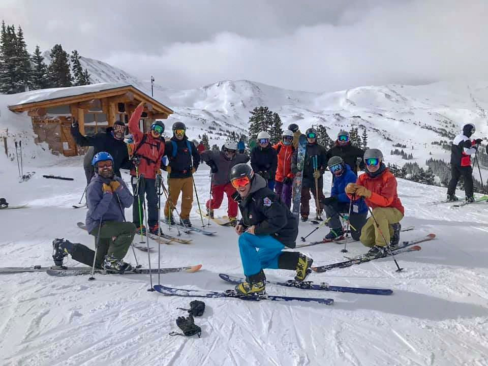 Telemark Colorado Loveland Meetup January 2019