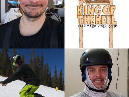 The Amazing Telemarker and the King and Queen of the Heel: Telemark Video Competition!