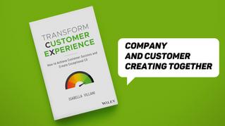 Company and Customer Creating together