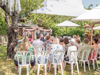 Backyard Weddings?