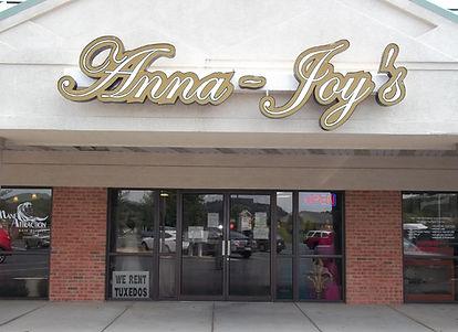 Anna Joy's Bridal Shop Harrisonburg VA
