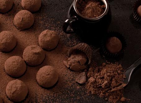 Chocolatey Peanut Butter Bliss Balls