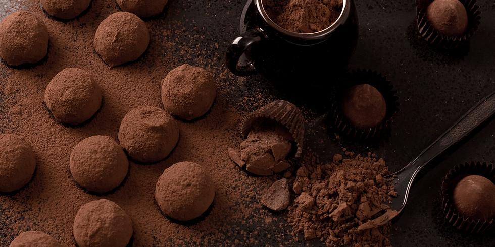 Workshop Chocolade - € 40,- p.p.