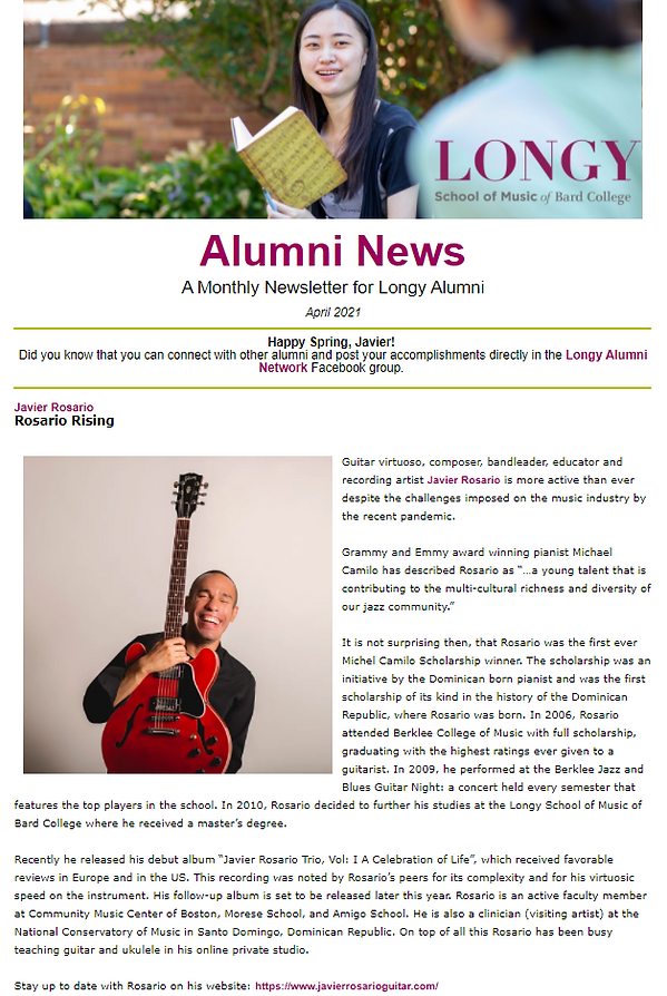 Longy School of Music of Bard College Ap