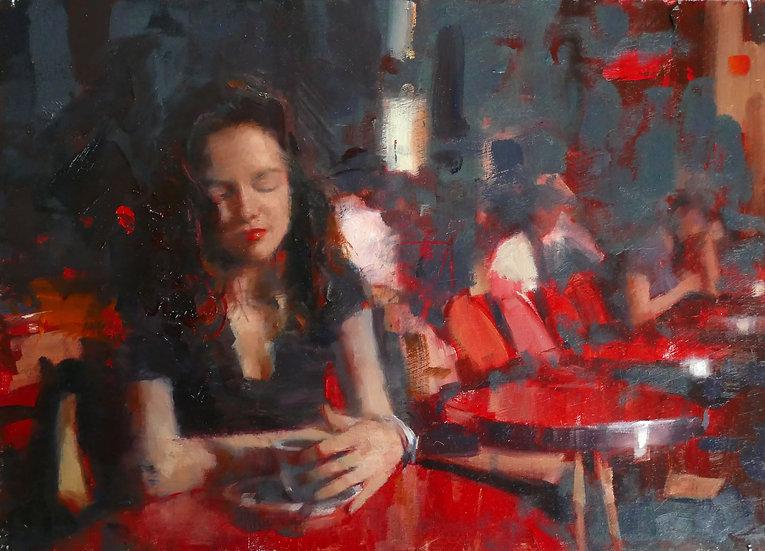 'Rouge'  by Douglas Gray Artist