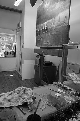 Douglas Gray Artist Studio