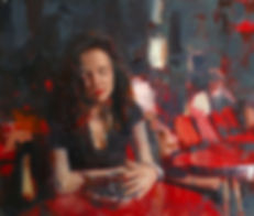 'Rouge' Douglas Gray Artist