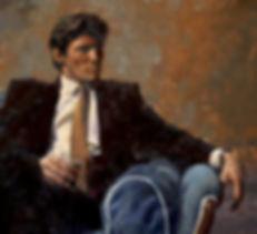 Julian-Douglas-Gray-Artist Richard Gere in American Gigilo