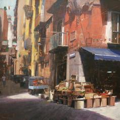 Hot Fruit Corner, Naples