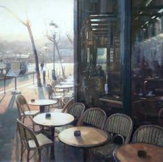 Nine Tables, Paris - SOLD
