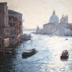 Accademia Bridge,Venice - SOLD