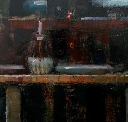 Double Espresso Detail 2 by Douglas Gray