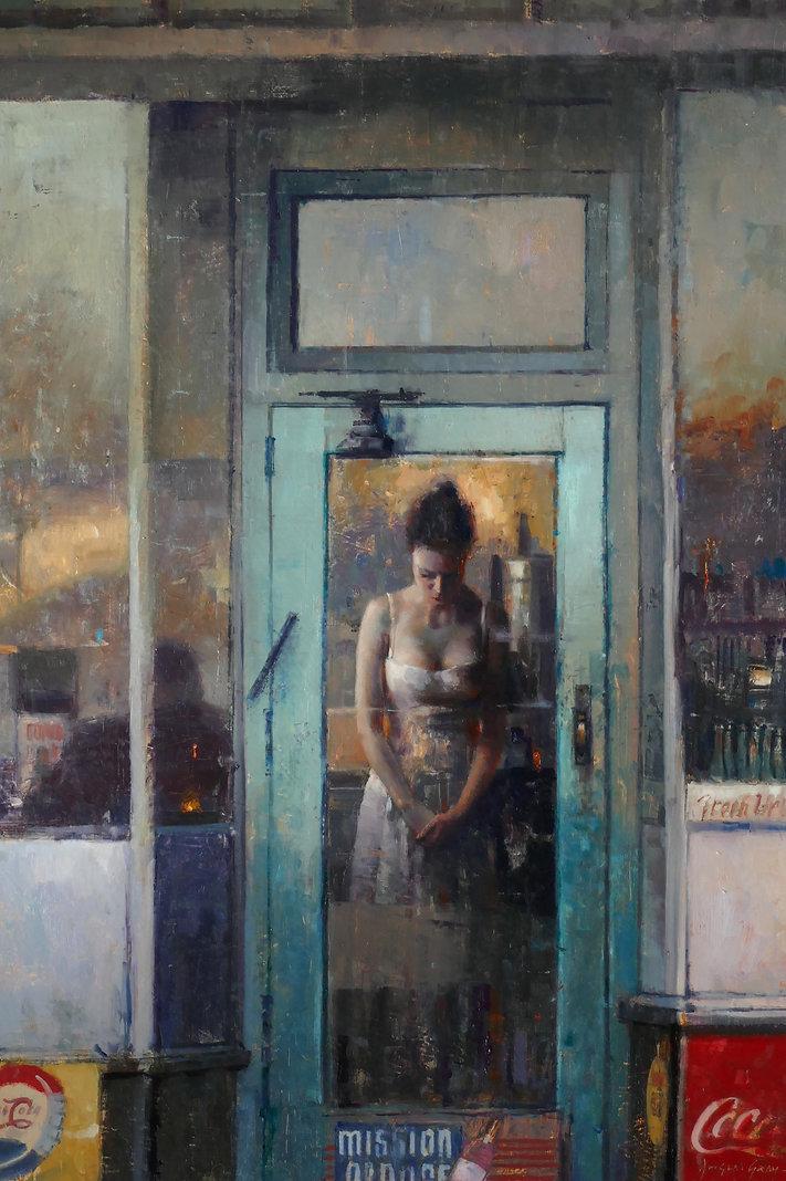 American-Gothic-Douglas-Gray-Artist